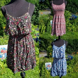 Divided mini dresses size 6